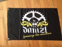 Damzl Flag 2x3 with grommets